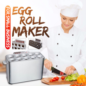 2018 new product egg roll machine home kitchen appliance