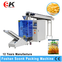 Vertical Small Plastic Bottle Packaging Machine