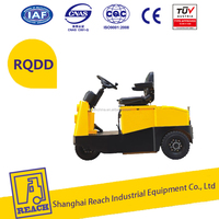 2000kg-6000kg tow tractor for sale China electric tow truck