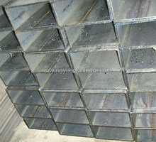 MS steel pipe rectangular hollow tube section from Elena