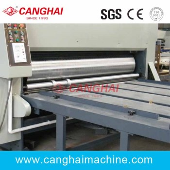 LYKM1020/1022corrugted printing slotting die cutting machine