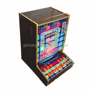 Low Price Mario Coin Arcade Slot Game Machine Board