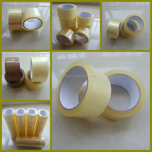 Eco transparent packaging tape