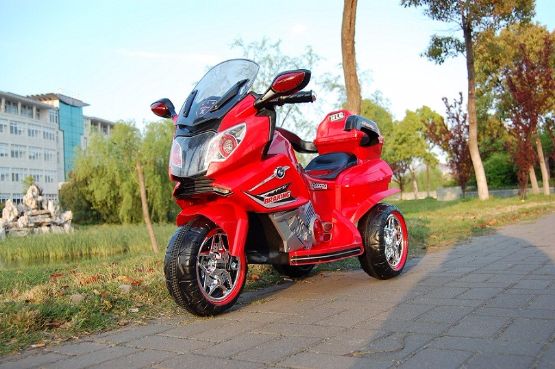 2017 children 12v 3 wheel electric motorcycle with cheap price