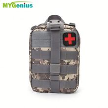 first aid kit bag ,ML-de Emergency Disaster Survival Kit / Army Outdoor Camping First Aid Bag Pouch