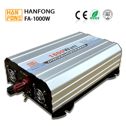 China manufacturer factory price 1000w solar panel converter 110v 220v 230v power inverter with digital display