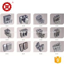 China Block Machine Supplier Cement Brick Molds Retaining Wall Concrete Block Molds For Sale