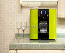 Fashionable and Luxury Tabletop Installation Direct Piping Hot and Cold Pipeline Water Dispenser