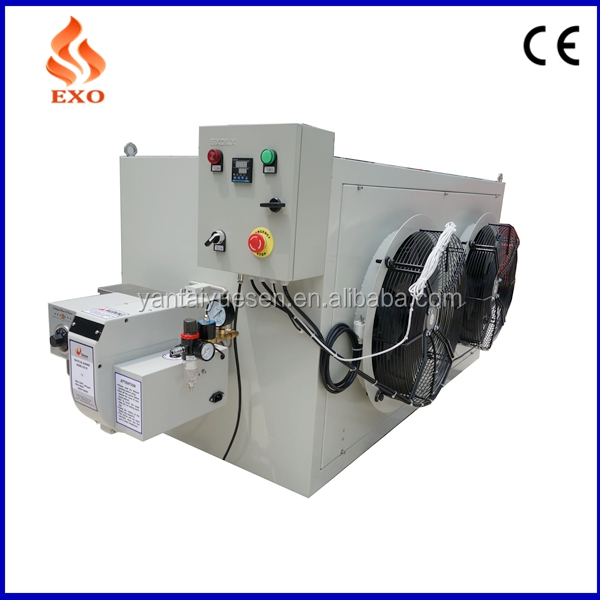 Factory sell CE approved high efficiency diesel air heater