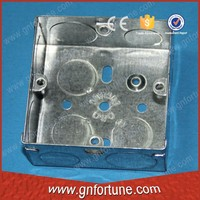 factory price metal wire juncton box for protection