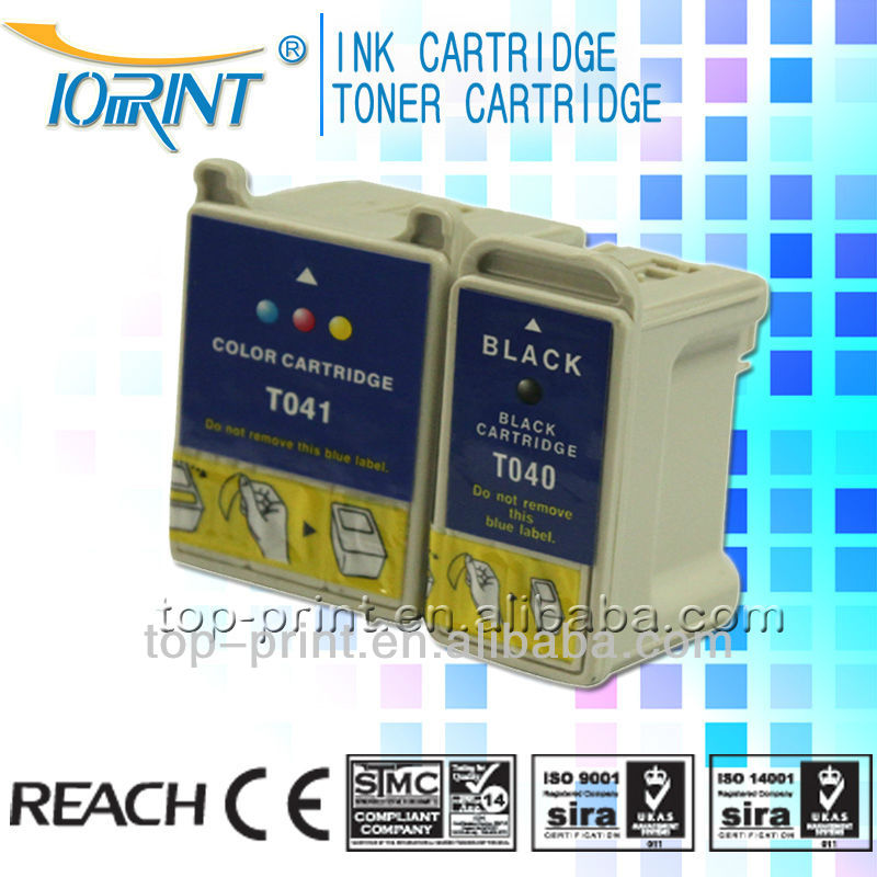 Wholesale Alibaba Compatible Inkjet cartridge for Epson T040/T041 Best Good Products from China