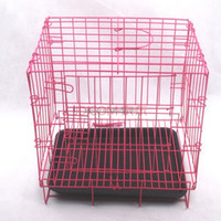 Dog Puppy Pet Playpen Portable Exercise Cage Fence Enclosure