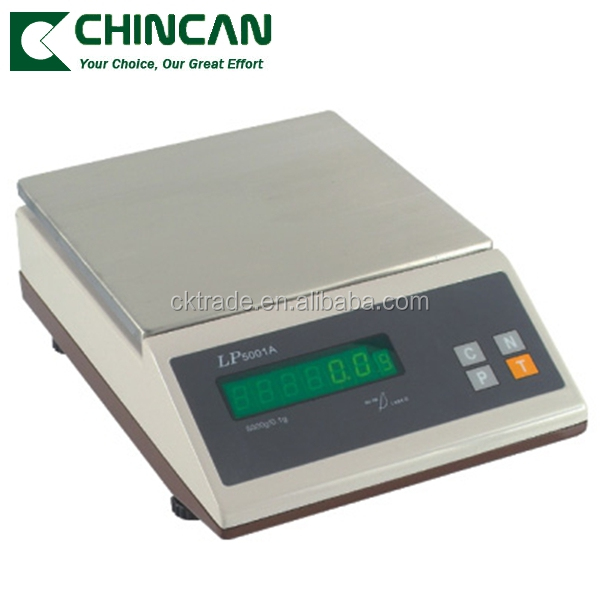 500g 0.01g LP-A Series Digital Electronic Precision Balance