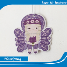 Air Freshener For CarAroma/perfume/fragrance hanging paper car air freshener