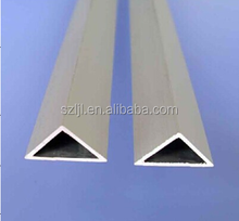 High quality Cheap Custom Triangle aluminum extrusion profile for led