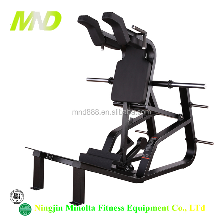 Sport Fitness Machine Indoor Gym Equipment MND Brand F65A Super Squat