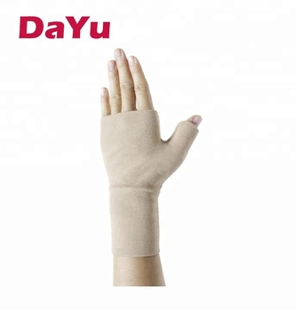 Medical Lymphedema Gauntlet, Compression Palm Support, Taiwan produced