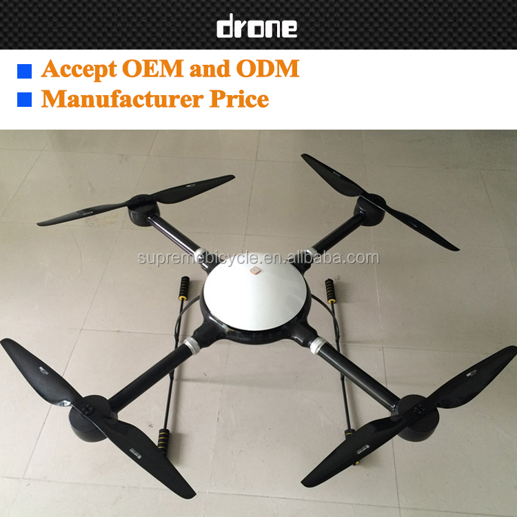 HOT customize carbon fiber aircraft with quadcopter hexrcopter octocopter for uav agriculture drone