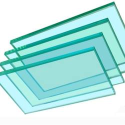 China factory competitive price 3mm 4mm 5mm 6mm clear color float flat glass and curved tempered laminated safety glass