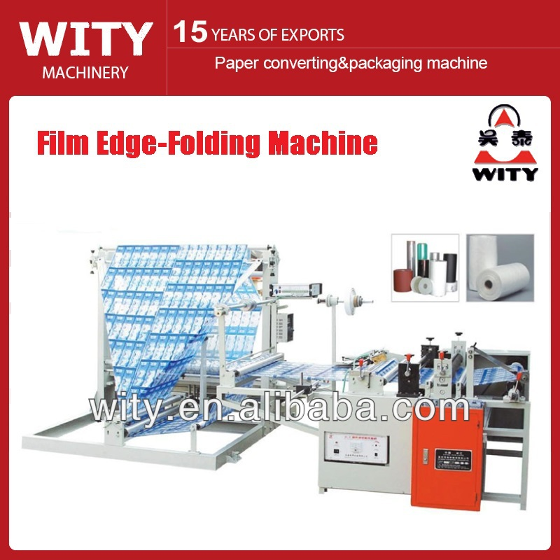 Plastic Film Folding Machine