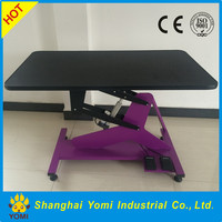 2016 new product pet grooming table for large dog grooming