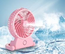 Misting Fan TIanNorth Mini USB Handheld Humidifier Mist Water Spray Air Condictioning Moisturizing Fan Portable Face Spray Mist