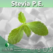 3W supply Stevia P.E. / Stevia Powder Extract / Stevia Leaf Extract