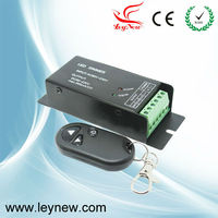 Wireless power RF remote dimmer, LED lighting control, cost-effective 3CH DC5V,12V, 18V,24V