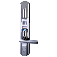 Biometric Fingerprint Keyless Entry Central Control Lock (HF-LE211)