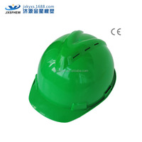 Personal Safety helmet meet CE EN397 standard-Ratchet and Chin cover available