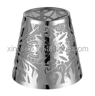 Factory directly new style customed cone shaped lamp shades