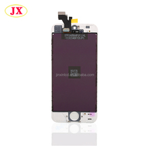 Mobile phone LCD for iphone 5 lcd digitizer complete wholesale screen