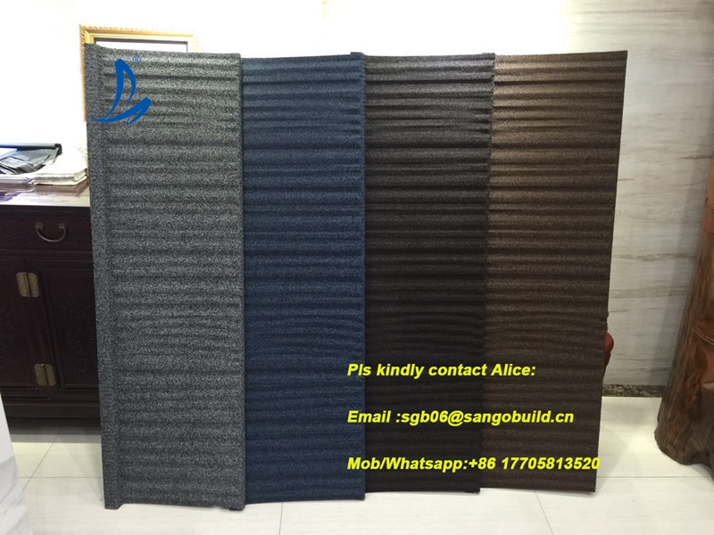 roof glazing asphalt shingle sheets natural black stone coated bitumen roof tiles