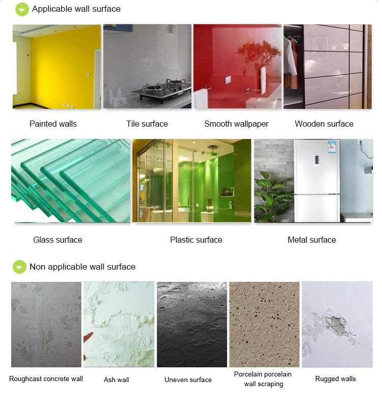 Anti-Explosion 3D Decorative Frosted Glass Window Film