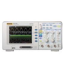 New and original DS1102D Hybrid digital oscilloscope 100MHz Bandwidth dual channel 1GSa/s real-time sampling rate