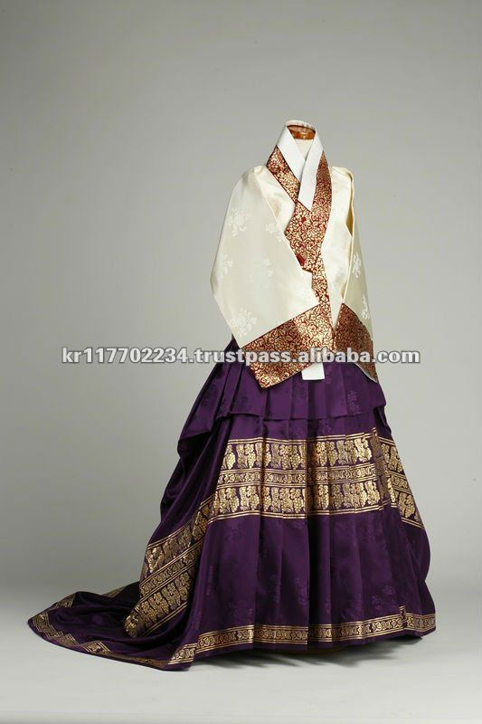 Korean Traditional Costume - Hanbok