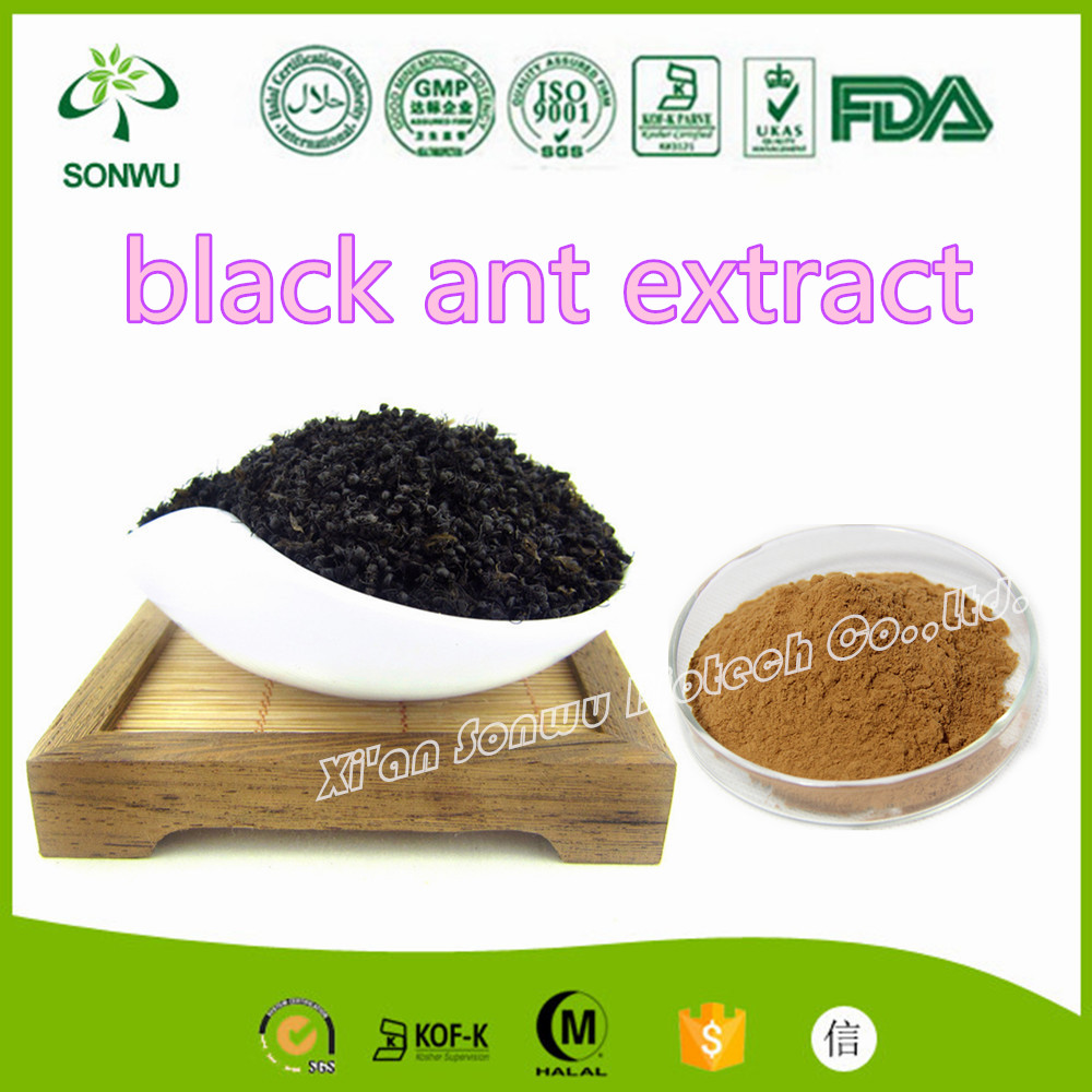 High quality black ant extract powder,black ant sex pills