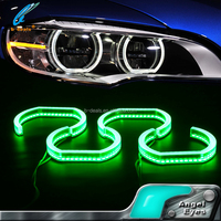 For bmw f30 bodykit 105mm angel eyes lighting accessories car