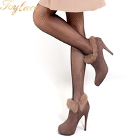 Ladies Classic Seanless Fishnet Factory Tights