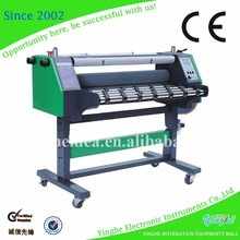 Strong plastic hot/cold laminator