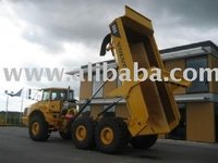 Used Machine Dump truck Volvo A35D
