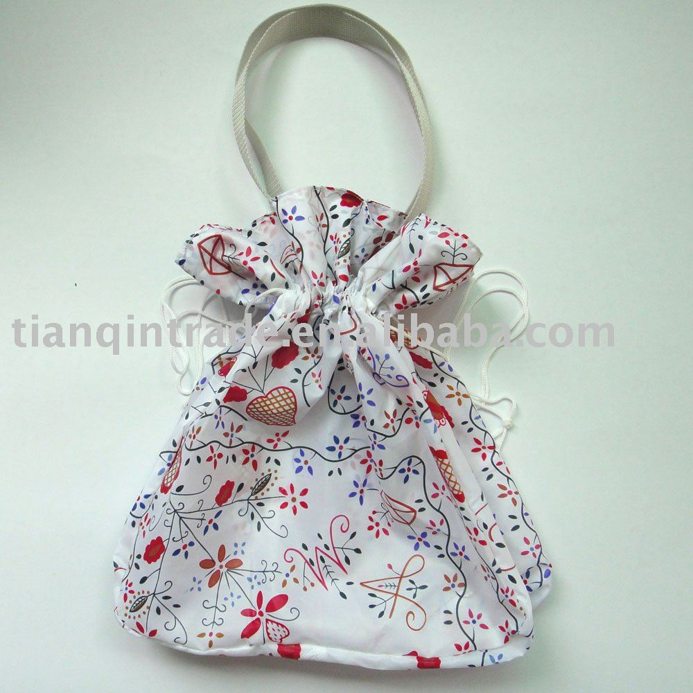 210T Polyester shopping bag