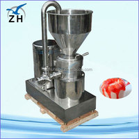 super fine nut butter colloid mill natural food preservatives
