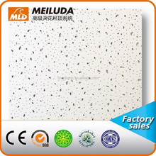cheap acoustical mineral fibre exterior wall ceiling tiles board