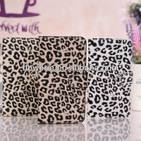 FL2707 2013 Guangzhou hot selling stand leopard wallet pu leather folio case cover for samsang galaxy note 3 n9000