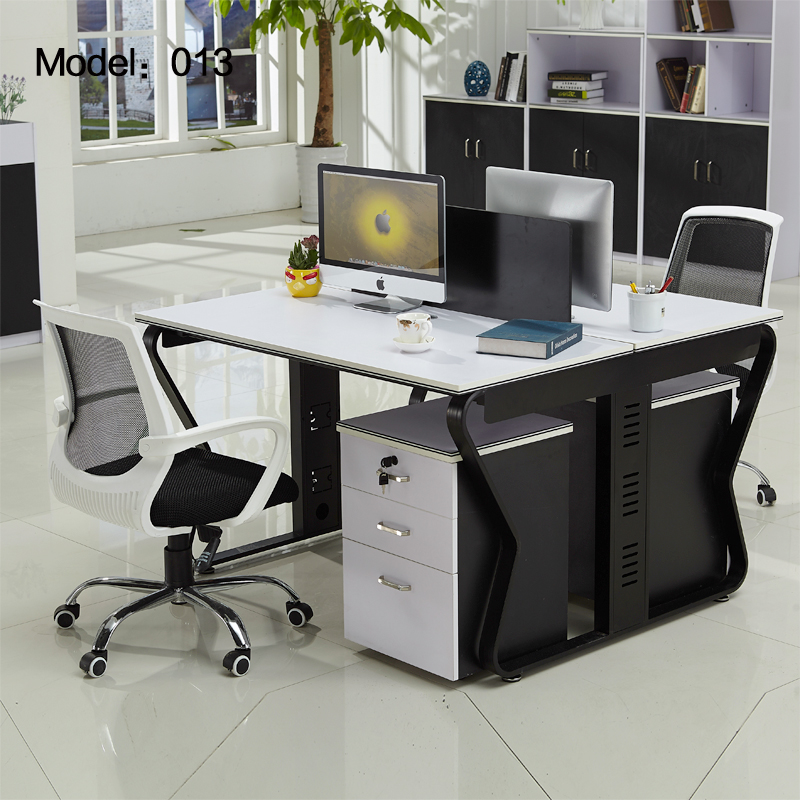 Modern Chinese office furniture employee workstation staff table