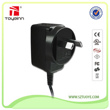 CB PSE CCC CE SAA UL FCC KC Approved 3V 0.3A Power Adapter 3V 300MA AC/DC Adaptor