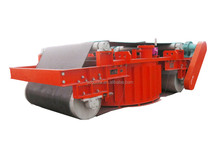 New Series RCDD Conveyor Magnetic belt separator for Peru market