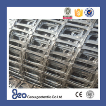 PP Biaxial Geogrids GG5050 For Slope Stabilization plastic driveway paver grid