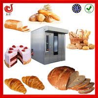 high class bakery qeuipment - full stainless steel gas brick oven